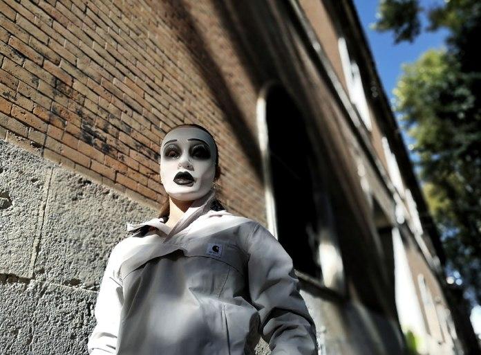 Dias de zombies en Alcalá