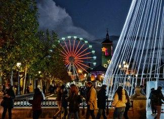 Navidad en la Plaza de Cervantes