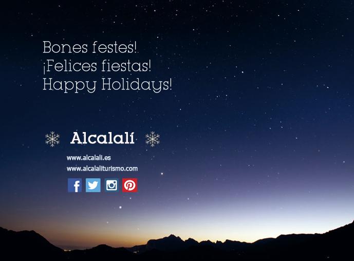 Programación de Navidad 2015-2016 - Alcalalí turismo