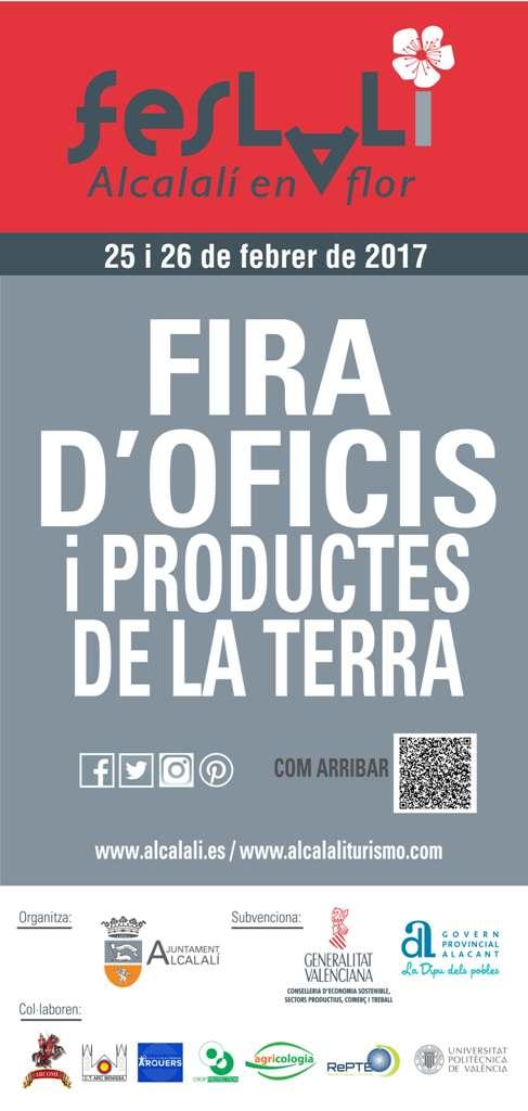 """Feria """"Productos de la tierra y oficios"""""""