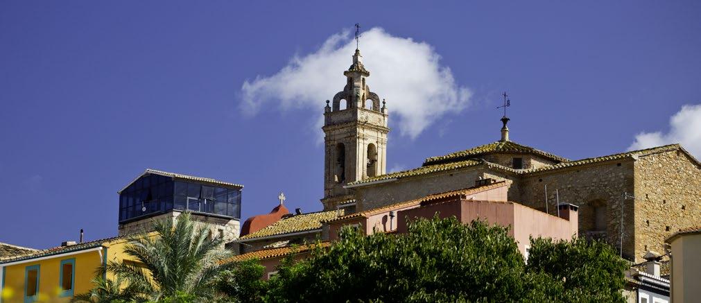 Folleto de recursos turísticos - Alcalalí Turismo