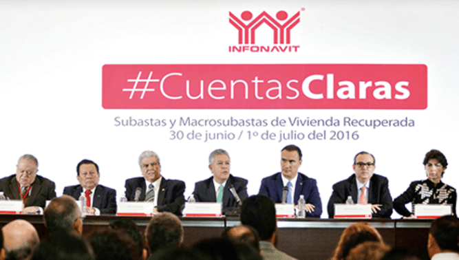 Cuentas Claras INFONAVIT