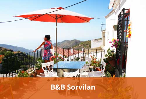 B&B Sorvilan - La Alcandora