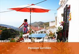 Pension Sorvilan - La Alcandora