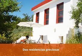 Dos Residencias Preciosas - La Alcandora