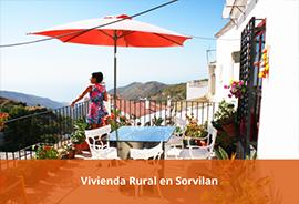 Vivienda Rural en Sorvilan - La Alcandora