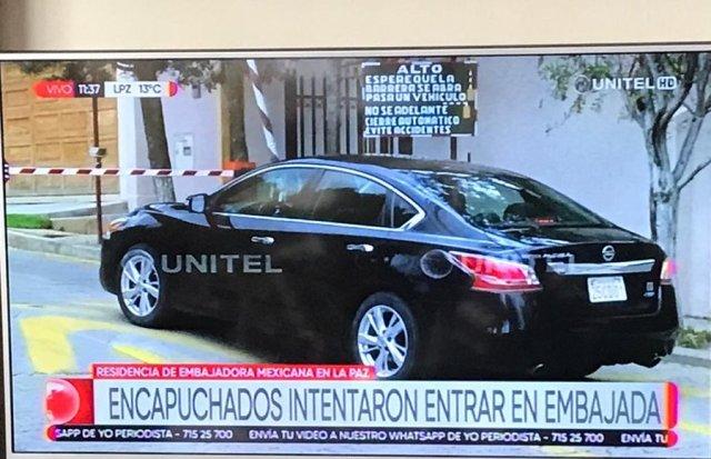 Bolivia impide salida de funcionarios de España que fueron a visitar Embajada de México en La Paz