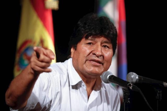 Evo Morales definirá fórmula presidencial para el 19 de enero 2020