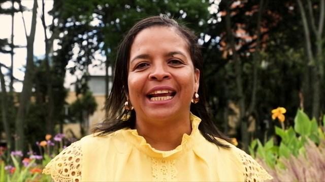 Líder Social quedó en shock tras salir ilesa de atentado en Cesar
