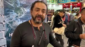 Escritor Guillermo Rico víctima de montajes judiciales por la Fiscalía