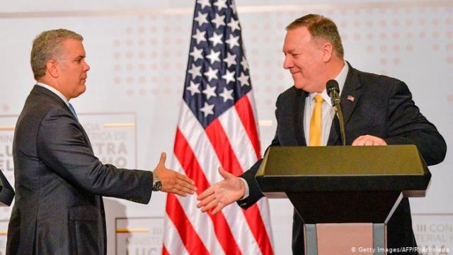 La diplomacia cínica del gobierno colombiano