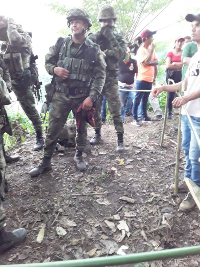 Ejército habría asesinado a joven Salvador Jaime Durán en Teorama, Catatumbo