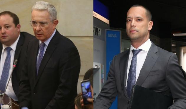 Fiscalía imputó prisión domiciliaria a Diego Cadenas y socio por sobornar testigos a favor de Álvaro Uribe