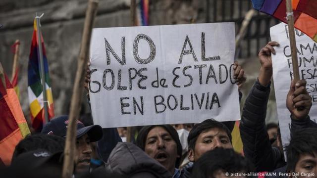 Bolivia, ¿elecciones para perpetuar el Golpe de Estado?