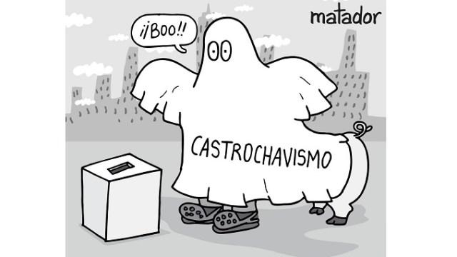 El «Castro-Chavismo»: un monstruo imaginario