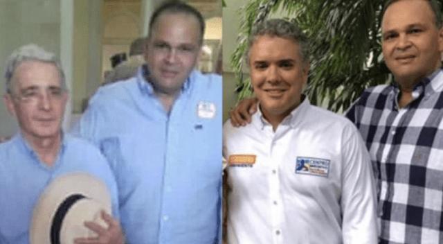 """Narcotraficante """"Ñeñe"""" Hernández fue agendado desde la oficina de Álvaro Uribe para visitar el Congreso de la República"""