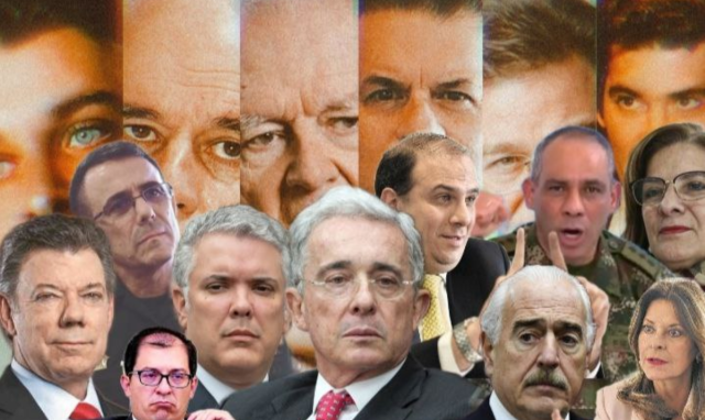 Colombia, una sólida dictadura en América Latina