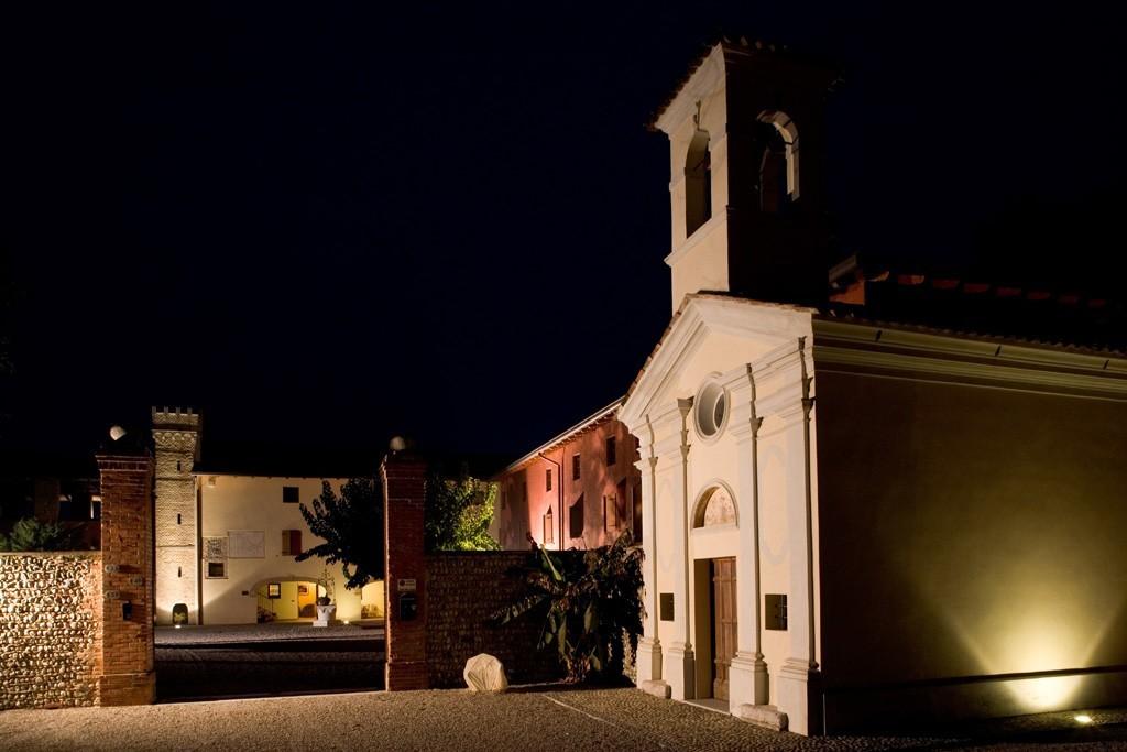 Agriturismo Al Casale Codroipo 30 Il Borgo e la Chiesetta dei Casali di Loreto   UD