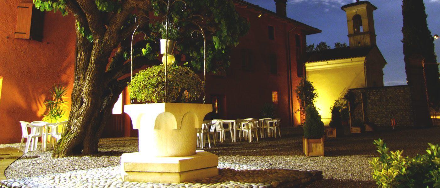 Home Slide 02 Le camere dellAgriturismo a Codroipo