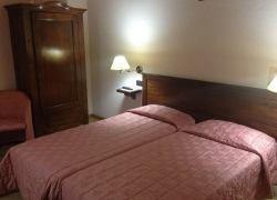 camera doppia alloggio codroipo 250x180 The Rooms in farm stay in Codroipo, Udine Friuli