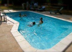 piscina vacanza 250x180 Le camere dellAgriturismo a Codroipo