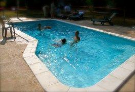 piscina vacanza 264x180 Agriturismo Al Casale   Codroipo (UD)