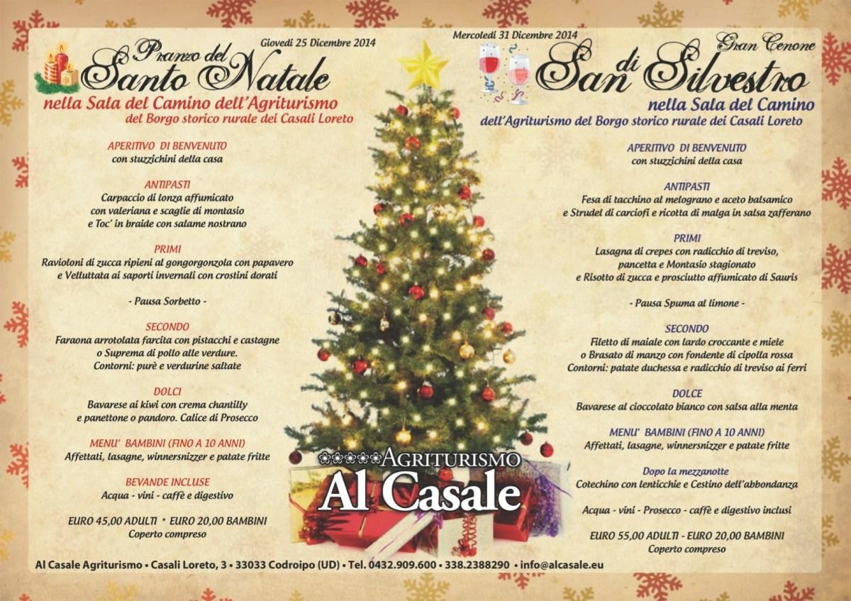 Menu natale Capodanno Casale 20141 1200x847 Pranzo di Natale e Cenone di San Silvestro