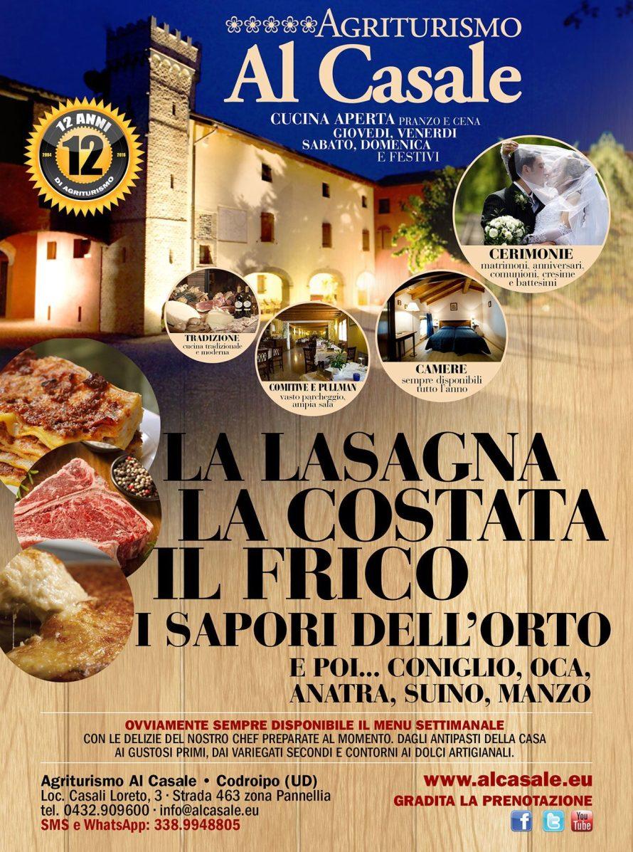 agriturismo al casale codroipo 890x1197 Un agriturismo nel borgo storico dei Casali Lorero di Codroipo