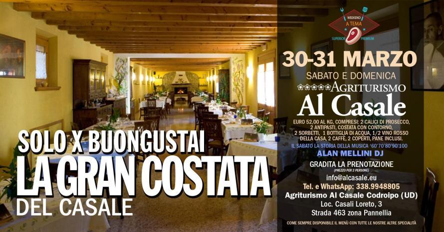 1920x1005 Costata copy 890x466 La Gran Costata + Musica, Al Casale Codroipo: 30 31 Marzo