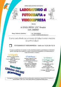 locandina corso foto 2015-16 sc