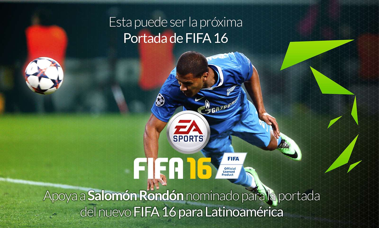 Salomon Rondon Fifa