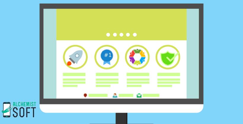 Crear una página web personalizada - Ventajas y desventajas