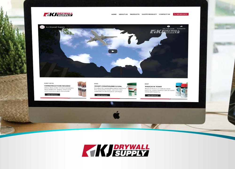KJ Drywall Supply