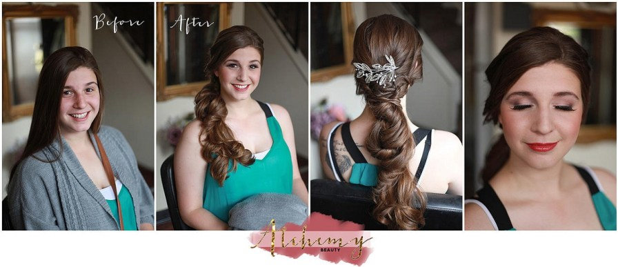 colorado wedding hair and makeup artist