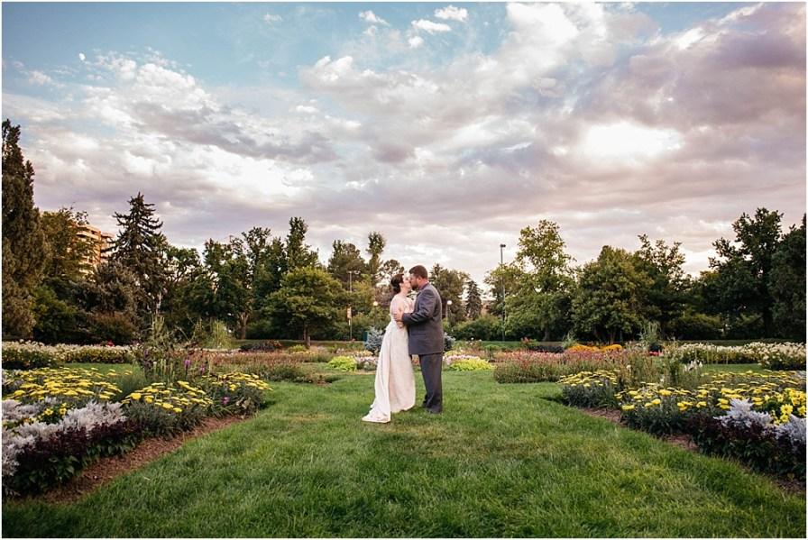denver, colorado wedding photographers | alamo placita park wedding