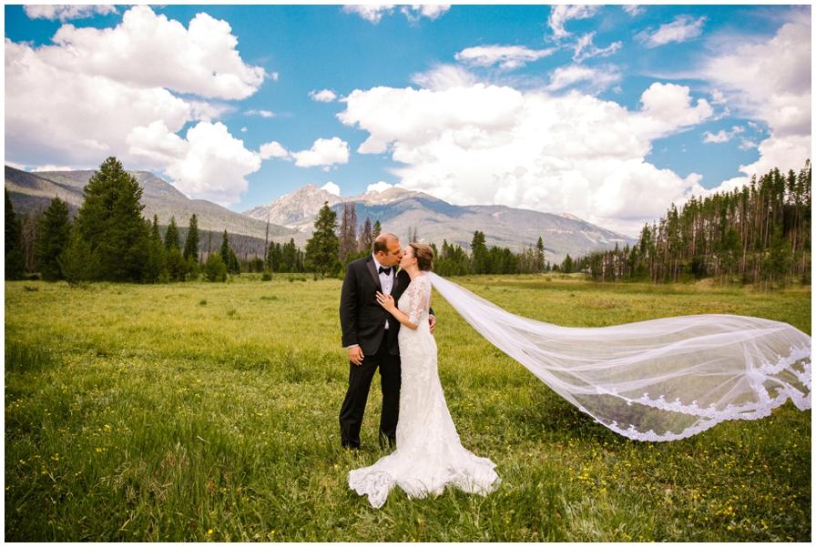 Grand Lake Winding River Ranch Wedding