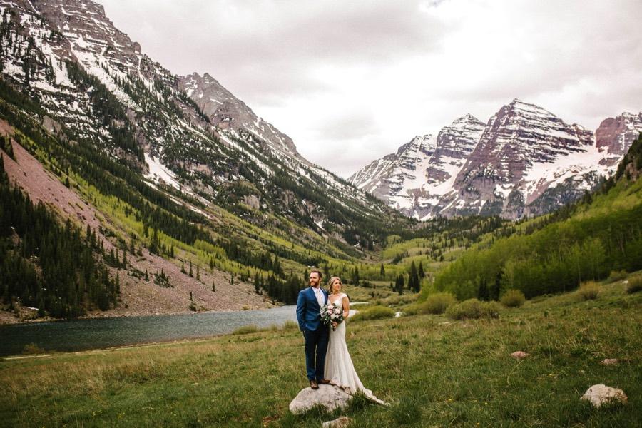 Aspen Snowmass Wedding Photographer Maroon Bells Wedding