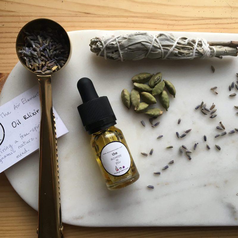 Air Element Elixir Oil