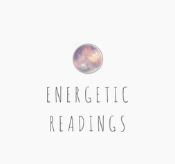 Energetic readings button