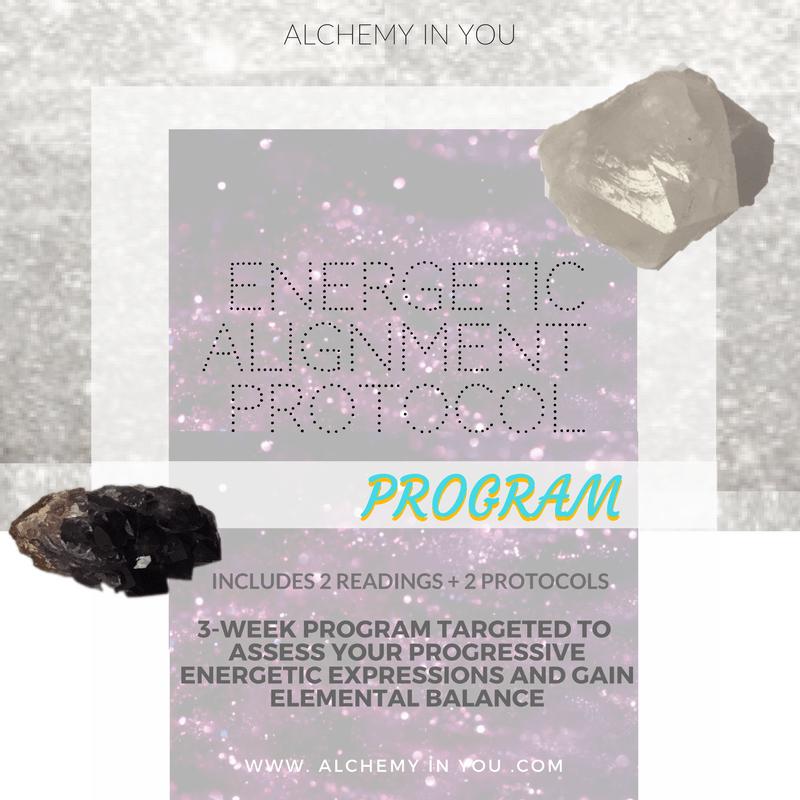 Energetic Alignment Protocol Program