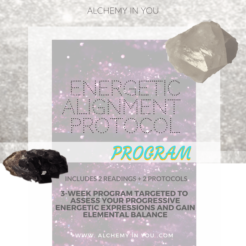 Energetic Alignment Protocol Program