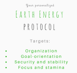 Earth energy balance protocol Alchemy in You