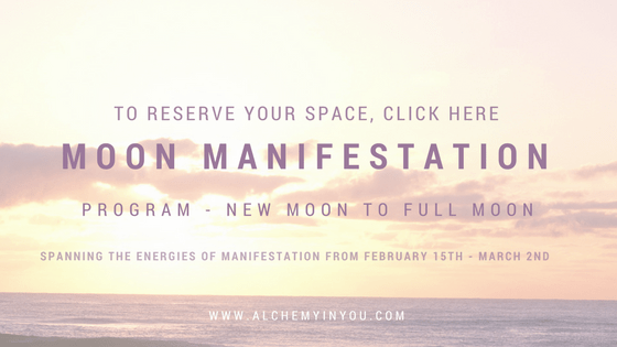 Moon Manifestation