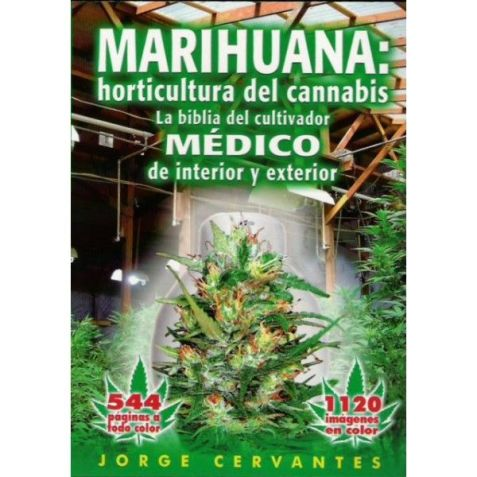 One of the best publications by Jorge Cervantes