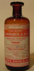 Teinture de cannabis