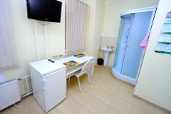 Одноместная палата в медицинском центре Алкоклиник - фото№2
