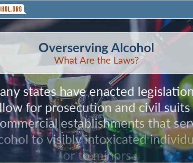 Dramshop Laws