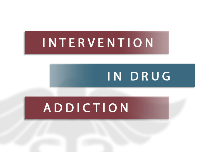 addiction intervention