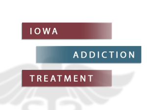 Iowa Addiction Treatment