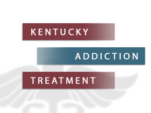 Kentucky Addiction Treatment